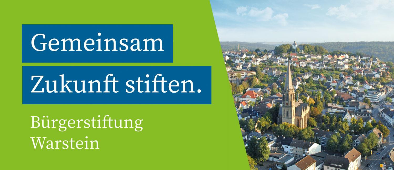 Bürgerstiftung Warstein