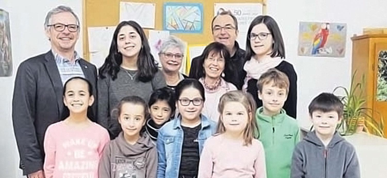 Bürgerstiftung Warstein Projekt Unterstützung auf Weg zur Lehrerin