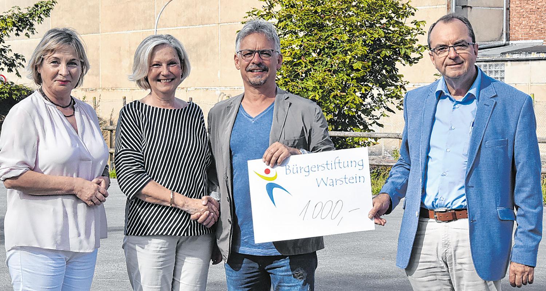 Bürgerstiftung Warstein Projekt Skaterpark