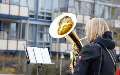 Bürgerstiftung unterstützt heimische Musikvereine